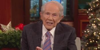 Pat Robertson: Trump Pulled A Michael Jordan-Type 'Head Fake' On Syria To Fool People