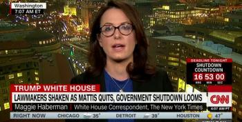 Maggie Haberman: Former Trump Supporters 'Disgusted'