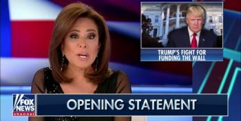 Fox's Pirro Begs Trump To Keep His Campaign Promise On Border Wall