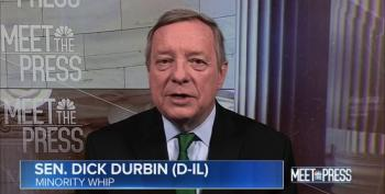 Sen. Dick Durbin: I Was One Of Many Senators Who Privately Sat Down With Gen. Mattis And Said 'Please Stay'
