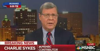 Charlie Sykes Burns Trump Over 'Suckers' Comment