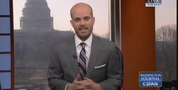 C-SPAN Caller Believes Trump Shutdown Is Jesus' Second Coming