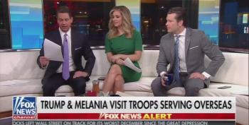 'Fox And Friends' State-Sponsored Propaganda Back On Track After Trump Iraq Visit