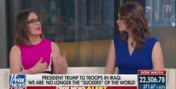 Fox News Host: Trump's Approval Rating With The Military Is 44%, 'Why Is That?'