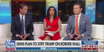 Fox And Friends Blames Dems For 'Throwing DACA Under The Bus'