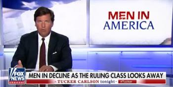 Tucker Carlson: Woman Making More Money Than Men Drives Them To Drink