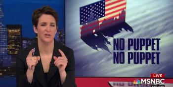 Rachel Maddow: Someone Is Feeding Trump Weird Ideas About Russia And Afghanistan