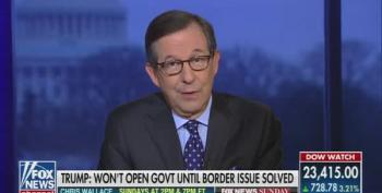 Chris Wallace: Mitch McConnell Was Burned By Trump After Making Deal To Keep Govt Open