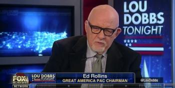 Ed Rollins Refers To Alexandria Ocasio-Cortez As A 'Little Girl'