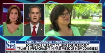 Corey Lewandowski Says Mainstream Media 'Won't Cover' Tlaib's Mofo Comment