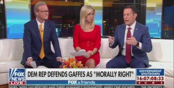 Fox And Friends Actually Whines Ocasio-Cortez Did Not Face A 'Hard-Hitting Interview' On 60 Minutes