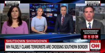 CNN's Jim Sciutto Wrongly Claims Democrats Seen As 'Obstructionists' Against Trump