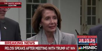 Pelosi Mocks Trump: Maybe He Thinks Workers Can Just 'Ask Their Father For More Money'