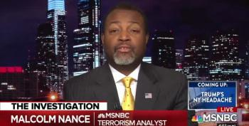 MSNBC Terrorism Analyst Drops The 'T' Word (Treason)