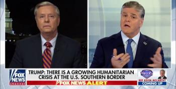 Hannity And Graham Dismiss Hardship For Government Workers Going Without Paychecks