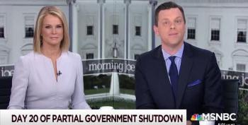 A Tale Of Two Meetings: Trump Embellishes Shutdown Talks