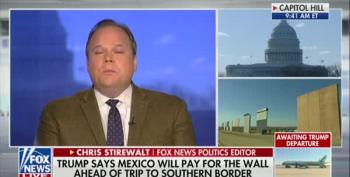 Chris Stirewalt Worries 'National Emergency' Precedent Threatens Guns