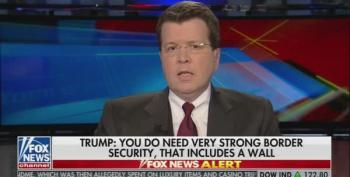 Holding Trump Accountable, Neil Cavuto Reviews Trump's Wall Lies