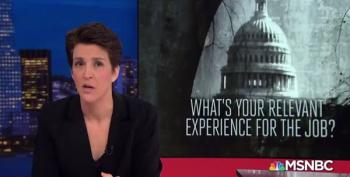 Maddow:  William Barr Approved Of Multiple Iran-Contra Pardons