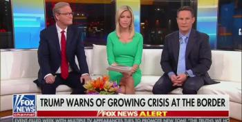 Ainsley Earhardt Clutches Her Bible And Lies About Immigrants