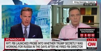 Senator Mark Warner Shuts Down Any Whining About FBI Overreach On Investigating Trump