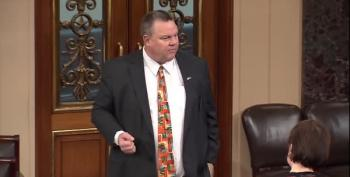 Jon Tester Calls Out Trump's Fact-Free Wall 'Negotiation'
