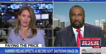 Katy Tur Interviewed An Actual Black Person Hurt By The Shutdown