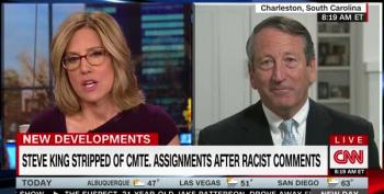 Ex-GOP Rep Asks CNN Why Trump Not Being Held Accountable -- BY GOP