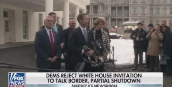 White House Fails At Flipping Moderate Dems Against Speaker Pelosi