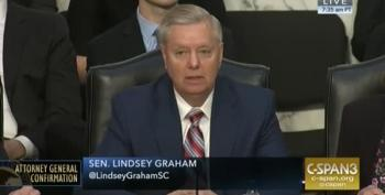 Lindsey Graham Fails To Bully NAACP President Into Saying GOP Policies Aren't Racist