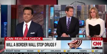 John Avlon's Reality Check: A Wall Won't Stop The Drug Smuggling