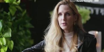 Ann Coulter Is A Terrible Actress, Part Infinity