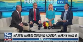 Fox's Stuart Varney Casts Maxine Waters As 'Out For Revenge'