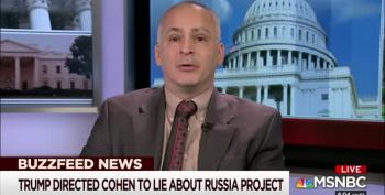 Benjamin Wittes: It's Not Just Obstruction, It's Lying About Collusion
