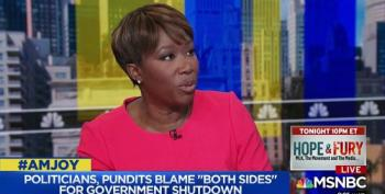 Joy Reid: McConnell Is At The Mercy Of Trump, And Trump Is At The Mercy Of Ann Coulter