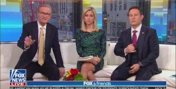 Fox & Friends Apologizes For Saying Ruth Bader Ginsburg Is Dead
