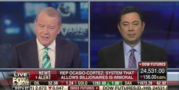 Varney And Chaffetz Creep On Alexandria Ocasio-Cortez, Again