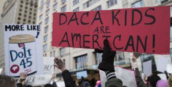 SCOTUS Lets DACA Stand, Evaporating Trump's Bargaining Chip