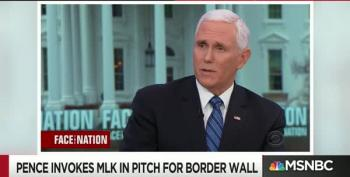 Chris Hayes:  Which Side Are We On?  MLK Or Mike Pence?