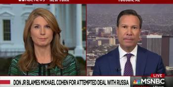 Frank Figliuzzi: Trump Lies Because Russians Won Presidency For Him