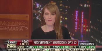 Fox Biz' Dagen McDowell: 'More And More, Trump Is Owning This Shutdown'