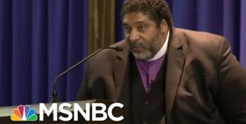 Rev. William Barber Calls Out GOP Governor For Hypocrisy In Praising MLK