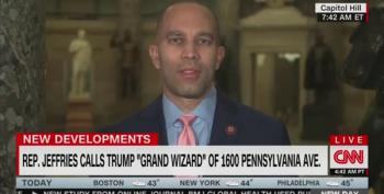 Dem Rep. Defends 'Grand Wizard' Characterization Of Trump