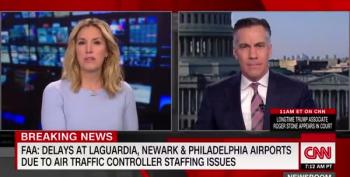 FAA Shuts LaGuardia Due To Trump Shutdown