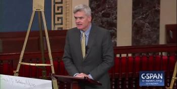 Republican Bill Cassidy Takes Senate Floor To B*tch About Football