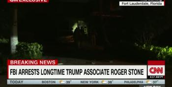 Roger Stone Pre-Dawn FBI Raid - Full Video