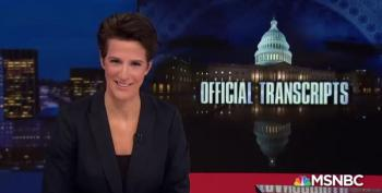 Maddow: GOP Intentionally Blocking House Intel Transcript Release
