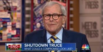 Tom Brokaw Claims Republicans Tell Him 'I Don't Know Whether I Want Brown Grandbabies'