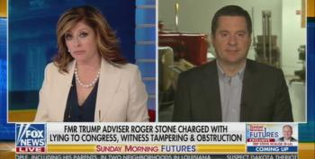 Rep. Devin Nunes Dismisses Stone's Indictments As 'Process Fouls'
