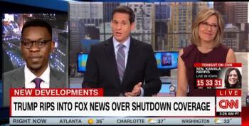CNN Mocks Fox News Hosts' Flip-Flop On Shutdown